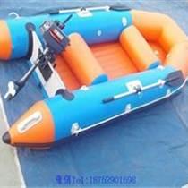 特價4人救生艇6人沖鋒舟釣魚船