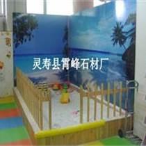 儿童沙池天然海白沙20-40目