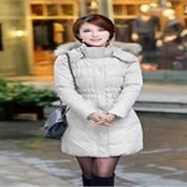 法德盟旎羽绒服女士中长款韩版