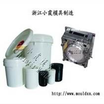 模具加工 10升注射化工桶模具