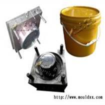 中國注射模具 20L注射化工桶模具