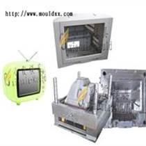 中國塑膠模具注射21寸電視機模具