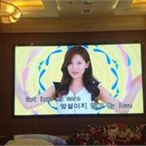 內江強力巨彩新品LED顯示屏P3