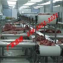肉類流水線耐油耐酸堿PU輸送帶