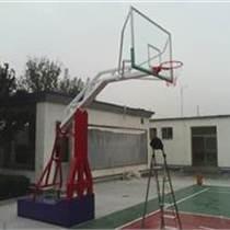 青岛体育用品 标准篮球架尺寸