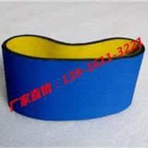 标签纸贴标机蓝布海绵输送带