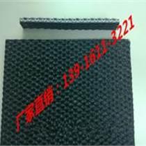 機場行李pvk編織阻燃黑色輸送帶