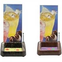 河南廣告牌臺卡餐廳茶樓呼叫器