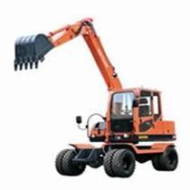 全國推廣新源小型輪式挖掘機