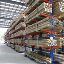 長沙鋁異型材行業倉儲貨架