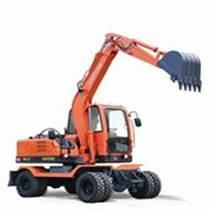 新源挖掘機廠家:輪式挖掘機供應