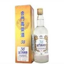 低價促銷38度金門高粱酒白金龍