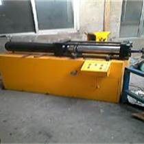 小型自動液壓電焊條制造機械