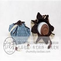 棉布束口袋棉布茶叶袋棉布茶艺袋