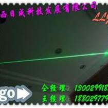 綠光一字半導體激光器