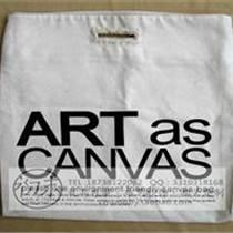 帆布购物袋棉布购物袋绒布包装袋