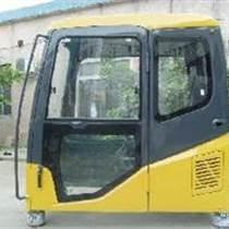 小松PC300-8挖掘機駕駛室