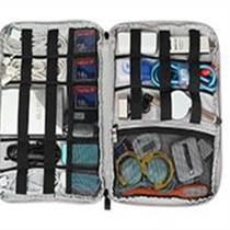 数据线收纳包充电器数码收纳包