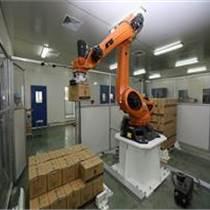 麻袋自动码垛搬运机器人生产厂家