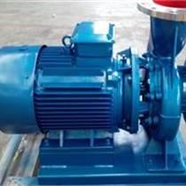 IHW型臥式化工管道泵