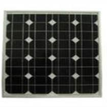 單晶硅太陽能電池板50W