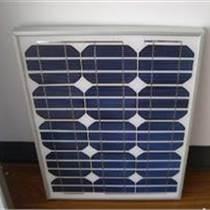 單晶硅太陽能電池板55W-65W