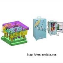 加工塑胶展示柜模具生产