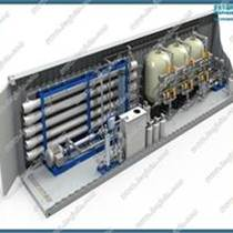 良喬集裝箱海水淡化設備安裝工程