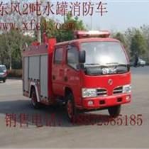 東風小型消防車
