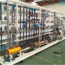 良喬大型海水淡化設備安裝工程