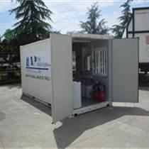 良喬20尺集裝箱式海水淡化設備