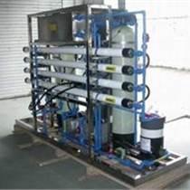 良喬常用12噸海水淡化設備
