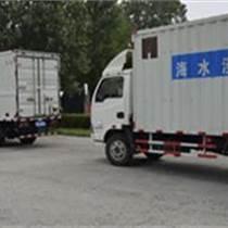 良喬海水淡化車設備 安裝工程