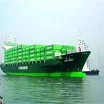 徐州到汕尾的海運運輸費用