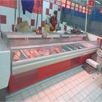 武漢梅花冷柜超市鮮肉柜