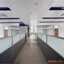 南开区安装现代办公屏风玻璃隔断