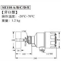 SE110A/B/C/D/E型开关SE110CFNC