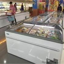 湖北武漢梅花冷柜超市島柜