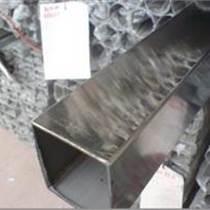 304不銹鋼方管40400.7焊接加工
