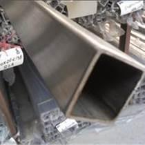 304不銹鋼方管40401.8焊接加工