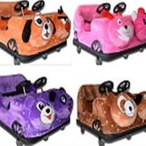 兒童娛樂設備毛絨賽車