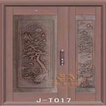 深圳铜门厂 精雕铜门 进户铜门