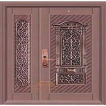 深圳铜门厂 子母铜门 入户铜门