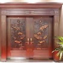 东莞铜门厂 子母铜门 对开铜门