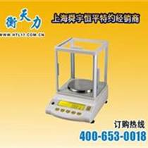 上海舜宇恒平YP102N電子天平