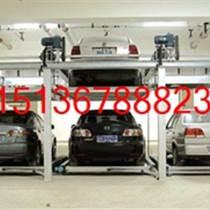 河南洛阳立体停车设备车辆存取方便