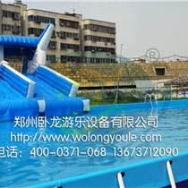 支架游泳池供应优质服务 郑州卧龙设备