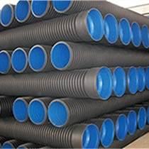 供应广东HDPE双壁波纹管 工程市政排污管/统塑管业