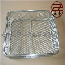 供應304不銹鋼防腐醫用消毒筐 手術器械專用網筐網籃