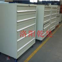 洛阳乾昊厂家直销双开门重型移动工具柜 机床附件工具柜